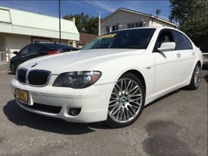 2008 BMW 7 Series NEW TIRES LEATHER NAVIGATION SUN ROOF