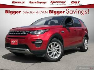2017 Land Rover Discovery Sport HSE | NAV | HEATED LEATHER | PAN