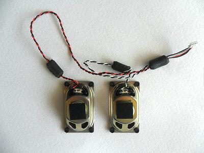 Grundig GU15WDT Pair Speakers 4R 5Watt SU G39-R