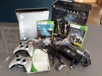 Xbox 360 limited edition Halo Reach