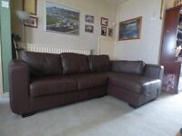 3seater corner sofa