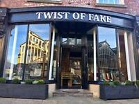 HAIR EXTENSION TWIST OF FAKE! •STOCKPORT •MANCHESTER •CHESHIRE