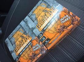 Grenade Car Killa Protein Box of 12 Jaffa