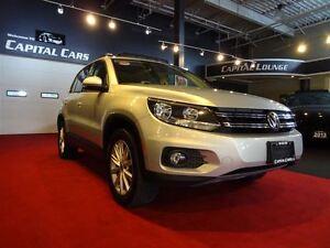 2013 Volkswagen Tiguan 2.0 TSI HIGHLINE / NAVIGATION / PANORAMIC