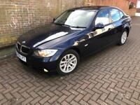 BMW 3 Series 2.0 320d SE 4dr May p/x FULL S/H HPI CLEAR AUX AC CD 2006 (56 reg), Saloon