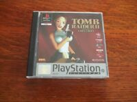 PLAYSTATION 1 TOMB RAIDER II EXCELLENT CONDITION