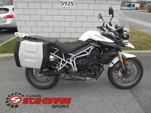 2011 triumph Tiger 800 ABS