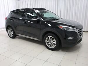 2018 Hyundai Tucson WOW! WHAT MORE DO YOU NEED!? AWD SUV w/ BACK