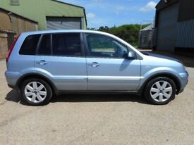 Ford Fusion 1.4 Turbo Diesel 2007 7 Mths MOT Immaculate Condition