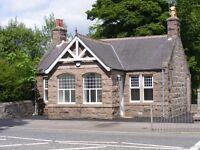 Weighbridge cottage, Hazelhead, Aberdeen