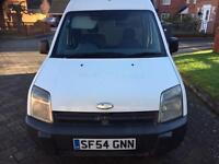 FORD TRANSIT CONNECT L230 LWB HIGH TOP 12 MONTHS MOT