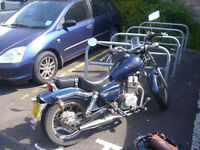 Honda Rebel 250cc - solid wee commuter bike great for around town