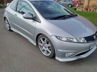 HONDA CIVIC 2.0 TYPE R GT FN2 LOW MILES GREAT CONDITION MAY SWAP PX P/X P/EX PART EXCHANGE WHY?