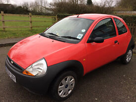 Ford KA, FSH, MOT due Dec2017, 2 owners, good condition, excellent drive. Sell for family upgrade.