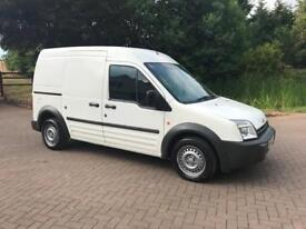 Ford Transit Connect 2005 High Roof, Long wheel base 6 doors , 122k Miles, 12 Months MOT, Spare Key