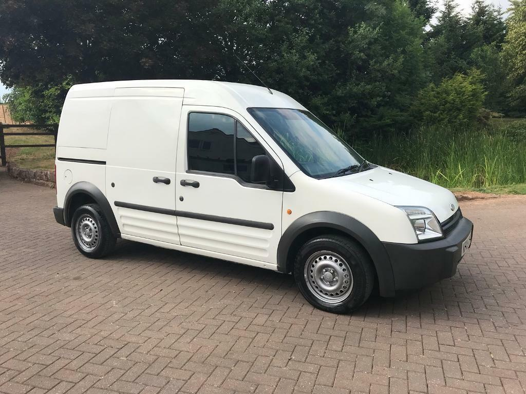 eba2c6ff9c Ford Transit Connect 2005 High Roof