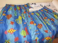 childrens curtains, blackout linings