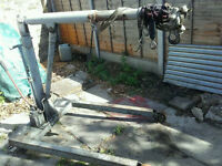 Engine Hoist Crane Remover Lifter 1 Ton