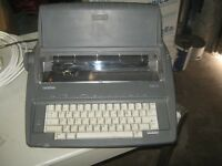 BROTHER GX-15 ELECTRIC TYPEWRITER