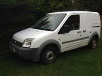 BREAKING ford connect t200l 57 plate