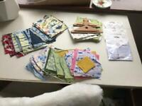 Fabric for patchwork & extras