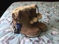 Hi -Tec winter boots