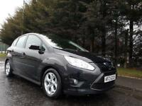 JULY2012 FORD C-MAX ZETEC MPV 1.6 16v PETROL LOVELY LOW MILEAGE EXAMPLE YES ONLY 33000 GENUINE MILES