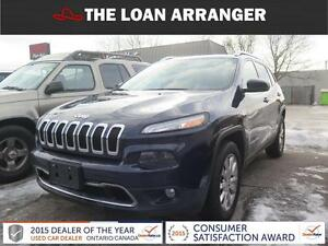 2016 Jeep Cherokee Cambridge Kitchener Area image 1