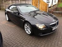 BMW 6 Series 3.0 635d Sport Edition 2009 Facelift,Every Extra,2 keys,Serviced,Hpi clear,Valeted