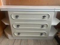 Drawers/ Dresser / dressing table/ storage unit