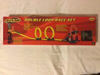 "BNIB, still sealed, TOYS'R'US Fastlane ""Double Loop Race Set"". Great for Christmas!"
