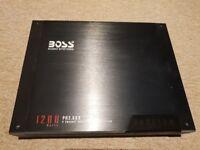 Boss Phantom 1200 WATTS 2 Channel Amp