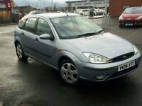 FORD FOCUS EDGE 1.6 2004 5 DOOR