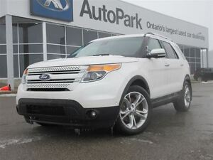 2015 Ford Explorer Limited| Navigation| Heated/AC Leather Seats