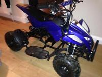 Mini quad 49cc