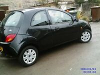 Ford ka collection 2006 .2 owners from new.