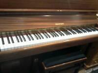 Danemann piano plus stool excellent order