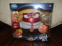 Deluxe Talking Anger Disney Inside Out Toy