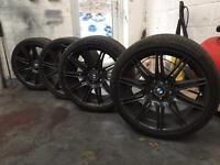 BMW MV 4 Alloys
