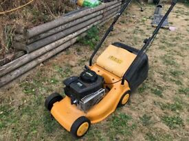 McCulloch petrol mower spares or repair only