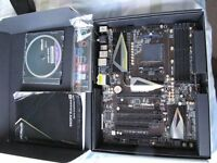 ASROCK 990FX Extreme9 Motherboard in excellent working order.