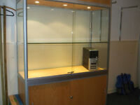 retail shop display unit