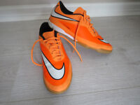 Nike Hypervenom trainers, size 9, very good condition