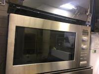Brand new Miele microwave