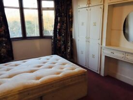 DOUBLE ROOMS AVAILABLE AT PAGE STREET...