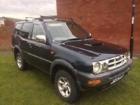 1998 ford maverick 2.7 Td 4x4 lwb £525