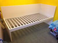 IKEA FLAXA single bed frame and slats