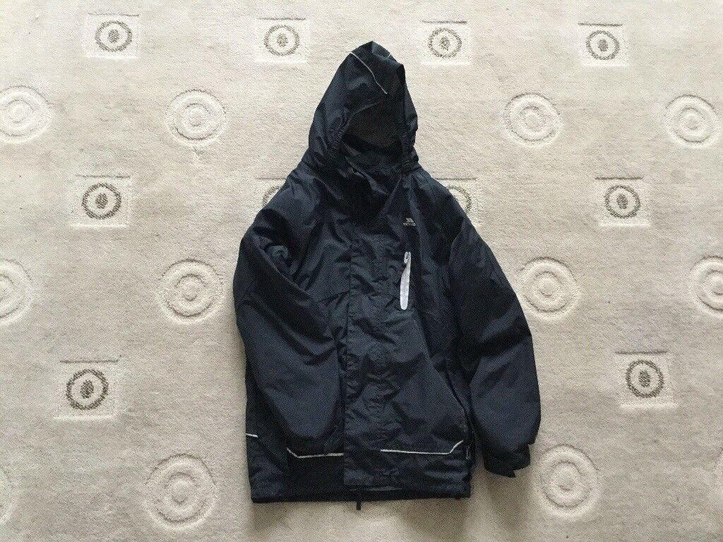 Trespass coat 3 in 1 age 9/10