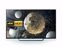 """Sony Bravia 65"""" Android 4K HDR Ultra HD Smart TV with Youview, Freeview HD, PlayStation Now"""