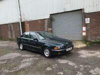 BMW 528i Automatic & Triptronic** Low Mileage **FSH with 16 Stamps* 1 Owner*